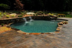 Decking, Coping, and Tile