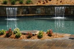 Gunite Pool & Water Features