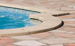 Custom Renovated Pool Deck