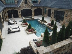 Gunite Pool, Outdoor Living Features